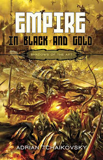 REVIEW | Empire in Black and Gold by Adrian Tchaikovsky (Pyr ...