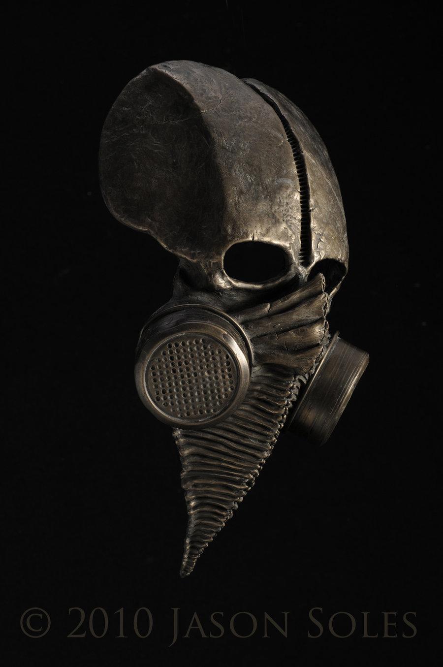 The Masks of Jason Sol...