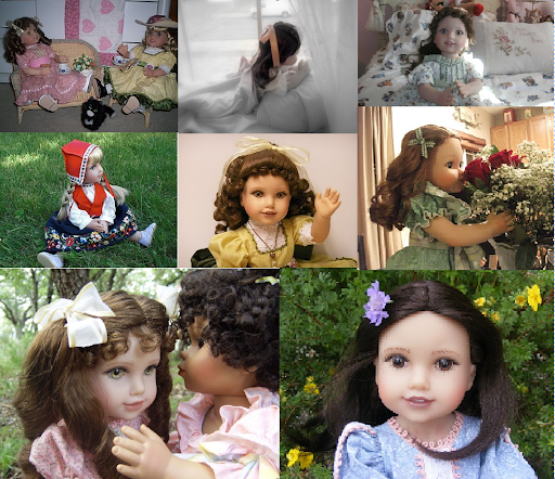 Dolls of Faith