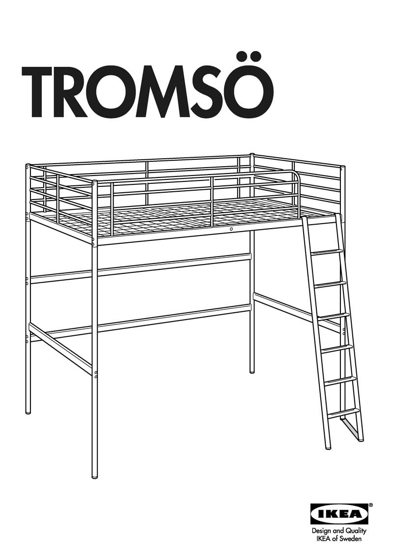 Ikea Wooden Loft Bed Instructions, The... - Amazing Wood Plans