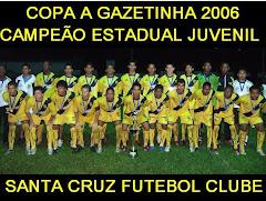 Campeão Juvenil Gazetinha 2006