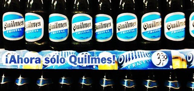 Ahora sólo Quilmes