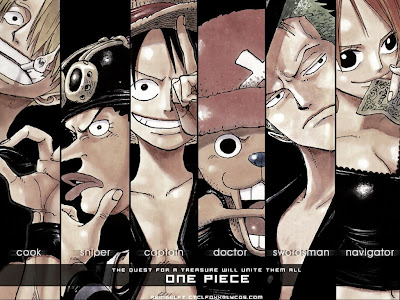 One Piece 553 The Division Commanders Probably