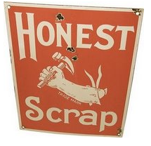 The Honest Scrap Award