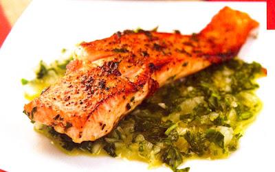 Salm n a la parrilla cocina as de f cil las mejores for Como se cocina el salmon