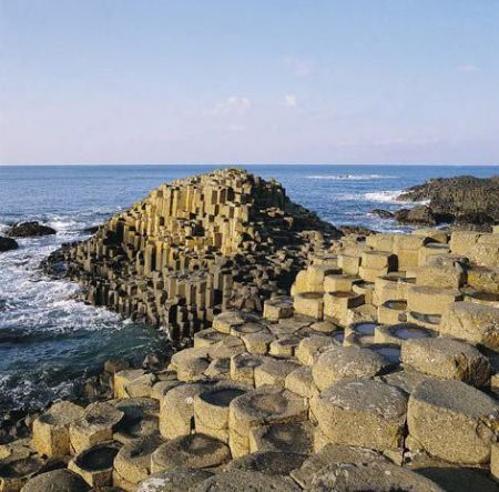 Nature Photography Wallpaper: Giants Causeway Photography