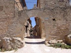 San Roque Arch