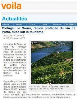 Café Portugal  - PASSEIO DE JORNALISTAS em Alijó - France Press