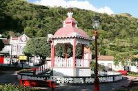 Café Portugal - PASSEIO DE JORNALISTAS nos Açores - São Jorge - Velas - Jardim da República