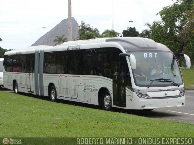Novos Ônibus e suas plataformas