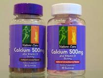 Calcium & Vitamin D