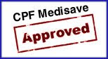 Medisave  approved @ my dental clinic