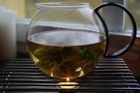 Lime Balm Tea