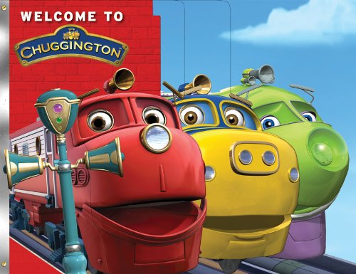 Meet Clive Chuggington+-+Welcome+to+Chuggington+book