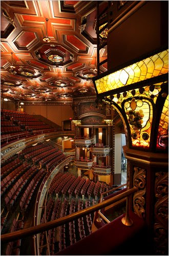 Theatre Interiors/Architecture