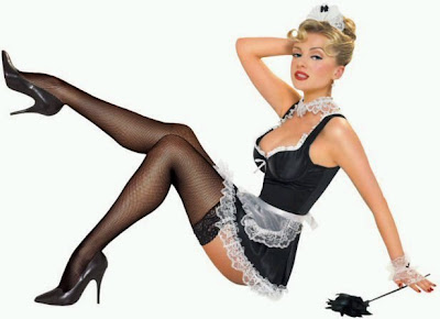 French Maid Outfit 0062