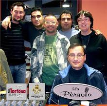 Pèrgola 2008-2009. 1a Temp.