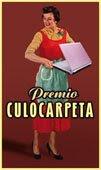 Blog auto-galardonado premio culocarpeta