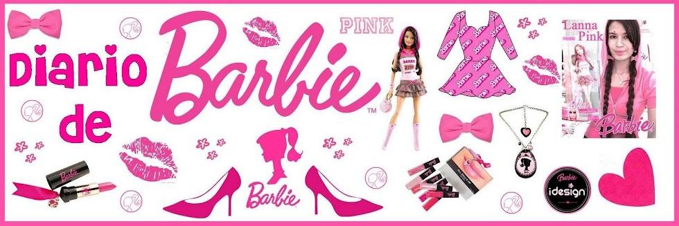 Diário de Barbie by: Lanna Pink