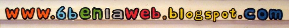 6ºB en la web