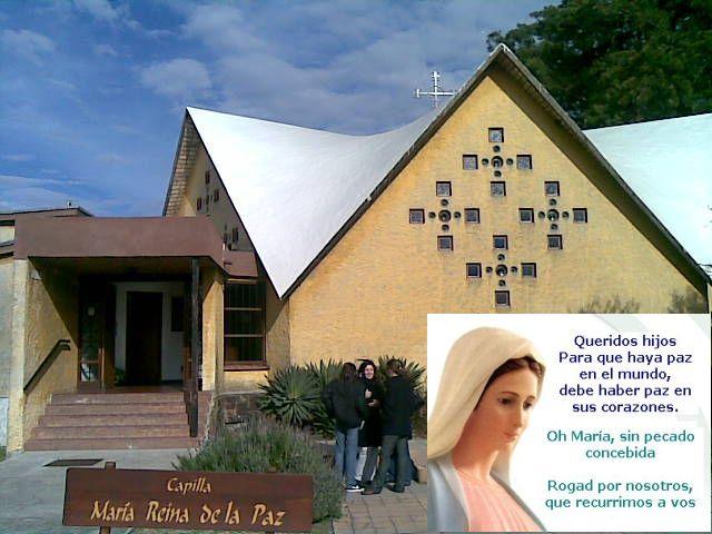 Capilla Maria Reina de La Paz