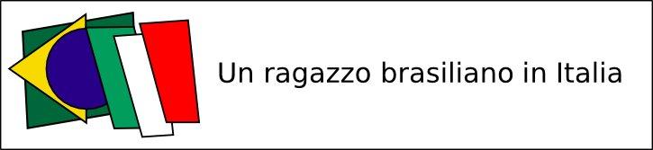 Un ragazzo brasiliano in Italia