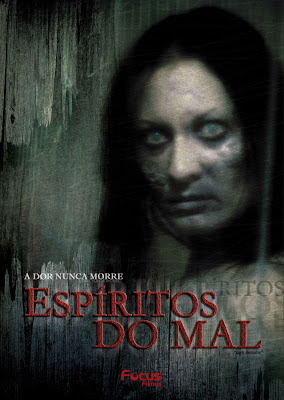 Filme Poster Espíritos do Mal DVDRip XviD & RMVB Dublado