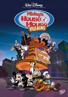 Assistir Os Vilões da Disney - Dublado