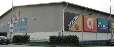 landmark Taman Megah sport center