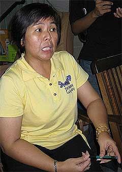 Hee Yit Foong donkey Datuk