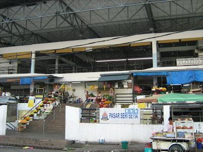 Pasar Sri Setia