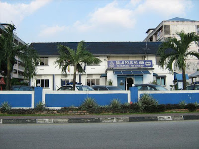 Sungai Way Police Station Balai Polis Sg. Way