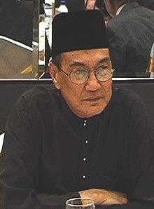 Zaki Azmi Chief Justice of Malaysia