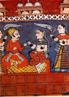 Rajput Paintings – The splendour of Rajashtan art