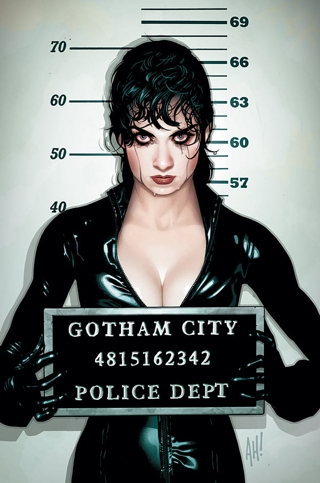anne hathaway catwoman photoshop. ANNE HATHAWAY IS SELINA KYLE