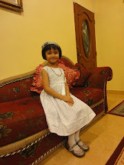 Damia with Princess dress