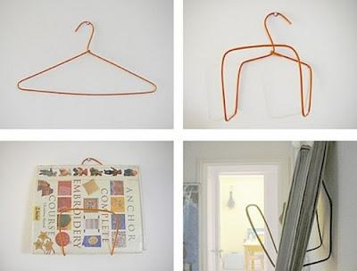 Intervenir o reciclar ganchos de ropa taringa for Ganchos metalicos para colgar ropa