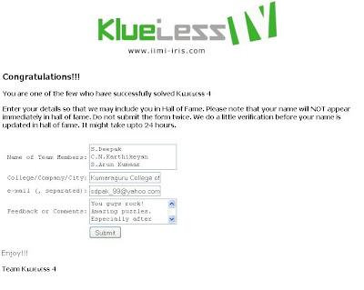 Klueless