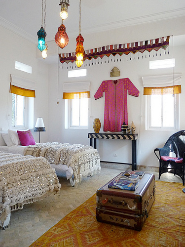 BOHO MARKET Boho Chic Bedroom Ideas