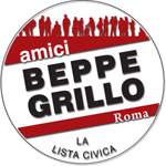 amici beppe grillo, rome, italie, rome en images