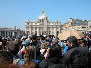jean paul II,vatican, saint pierre de rome, rome en images, italie