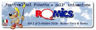 romics, rome, rome en images, italie, nuova fiera di roma