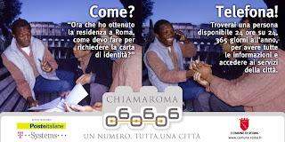 chiama roma 060606, rome en images, rome, italie