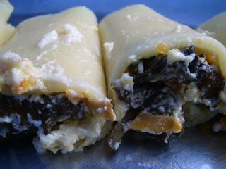 paccheri aux truffes blanches, recette, cuisine