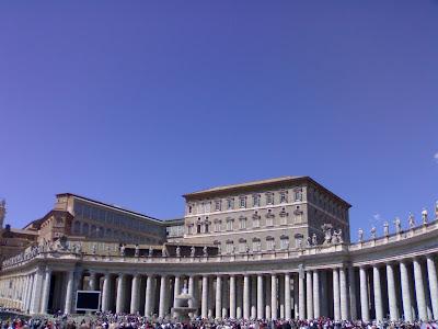 palais du gouvernorat, vatican, rome, italie, rome en images