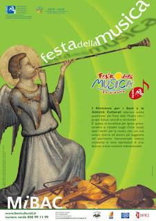 fête de la musique 2009, italie, rome en images
