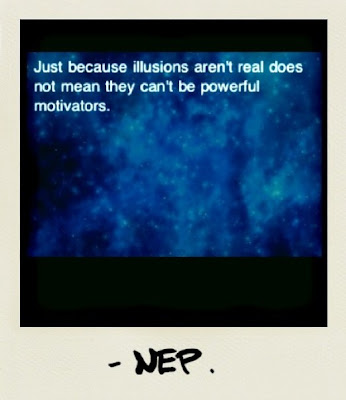 illusion versus reality essay