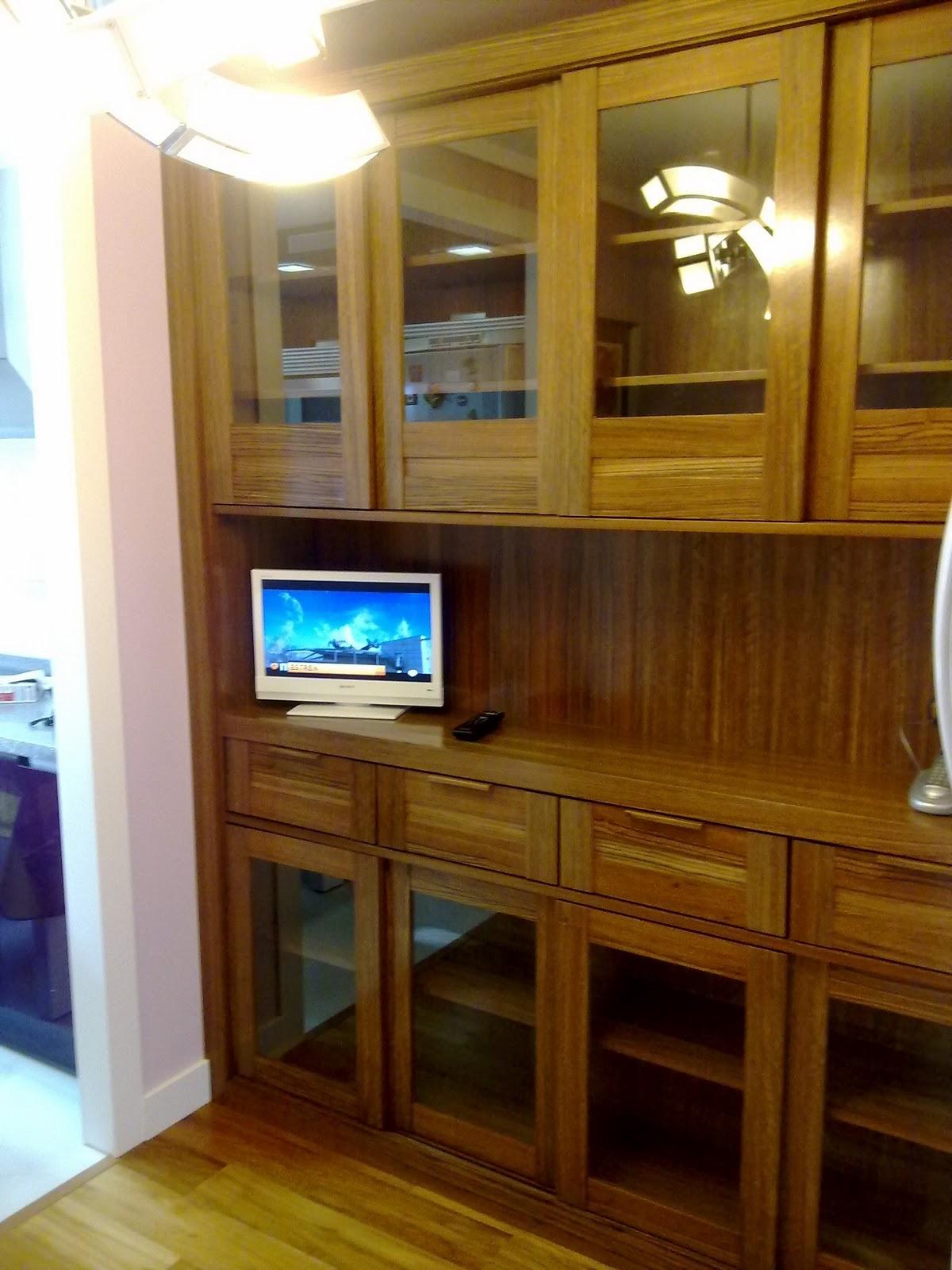 CARPINTERO FERNANDO G. CALLEJA: Mueble alacena para comedor anexo a ...