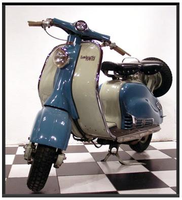 scooter sim