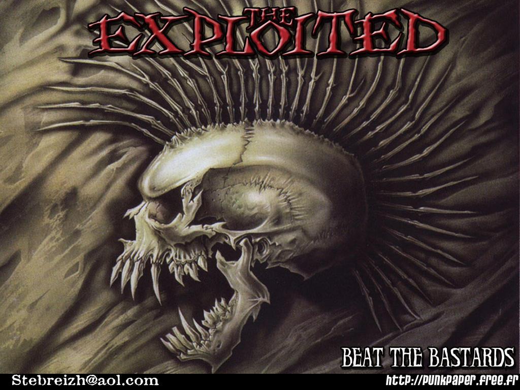 The Exploited - Beat The Bastards.mpg